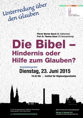Plakat-Die-Bibel