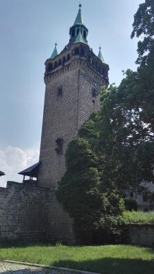 Quedlinburg östlicher Wachturm