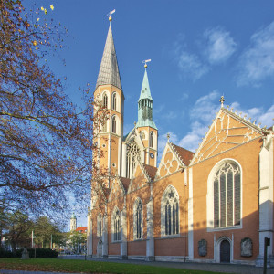 Gottesdienst mit Blockflötenquartett @ St. Katharinen in Braunschweig | Braunschweig | Niedersachsen | Deutschland