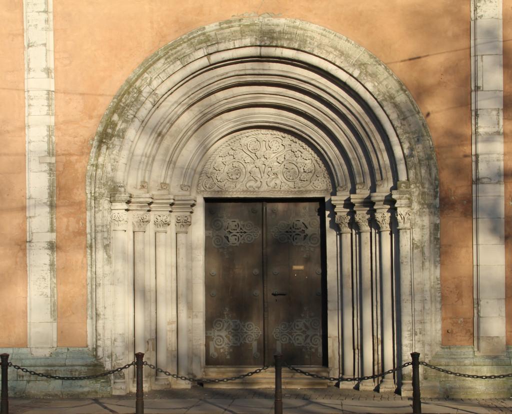 Das Westportal