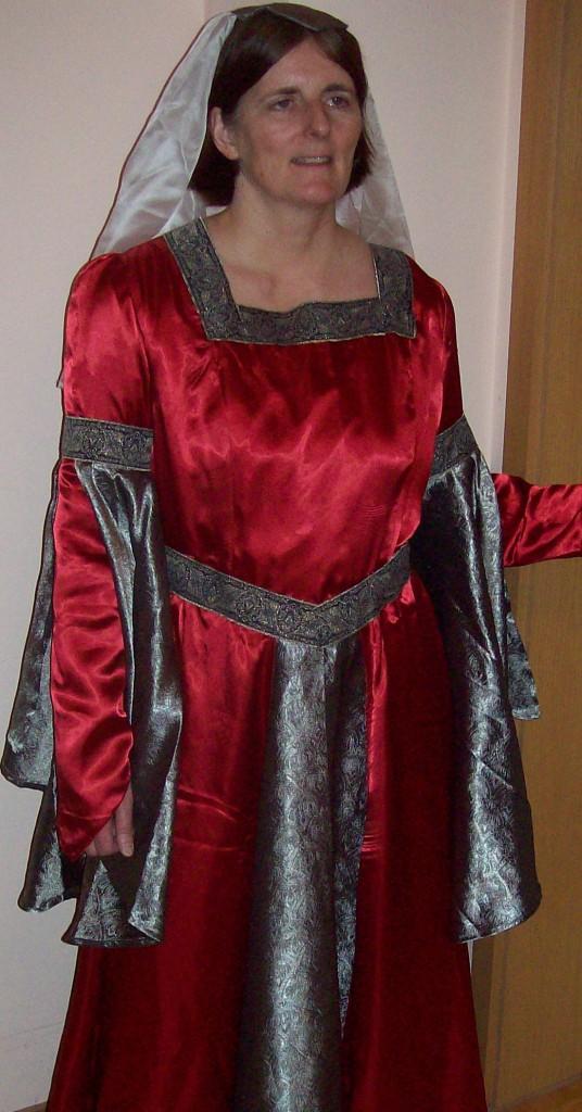 Elke Frobese als Margarete Holtnicker
