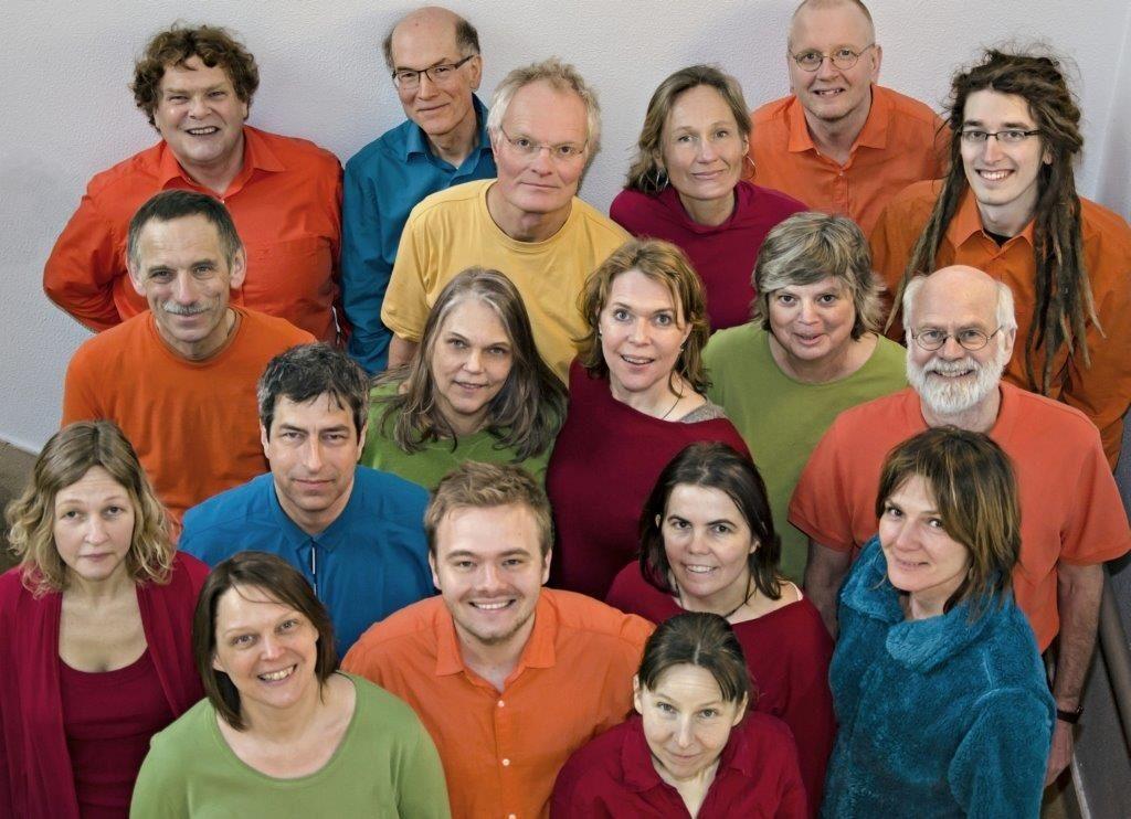 Open Voices Chor