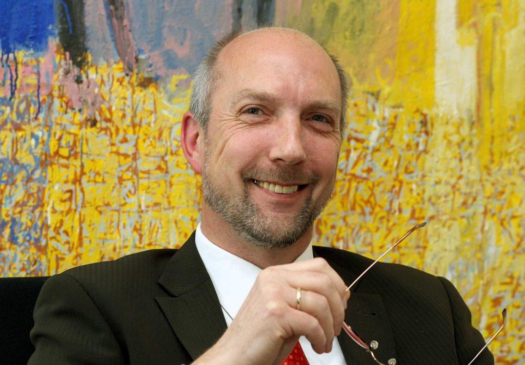 Direktor Dieter Rammler Theologisches Zentrum Braunschweig