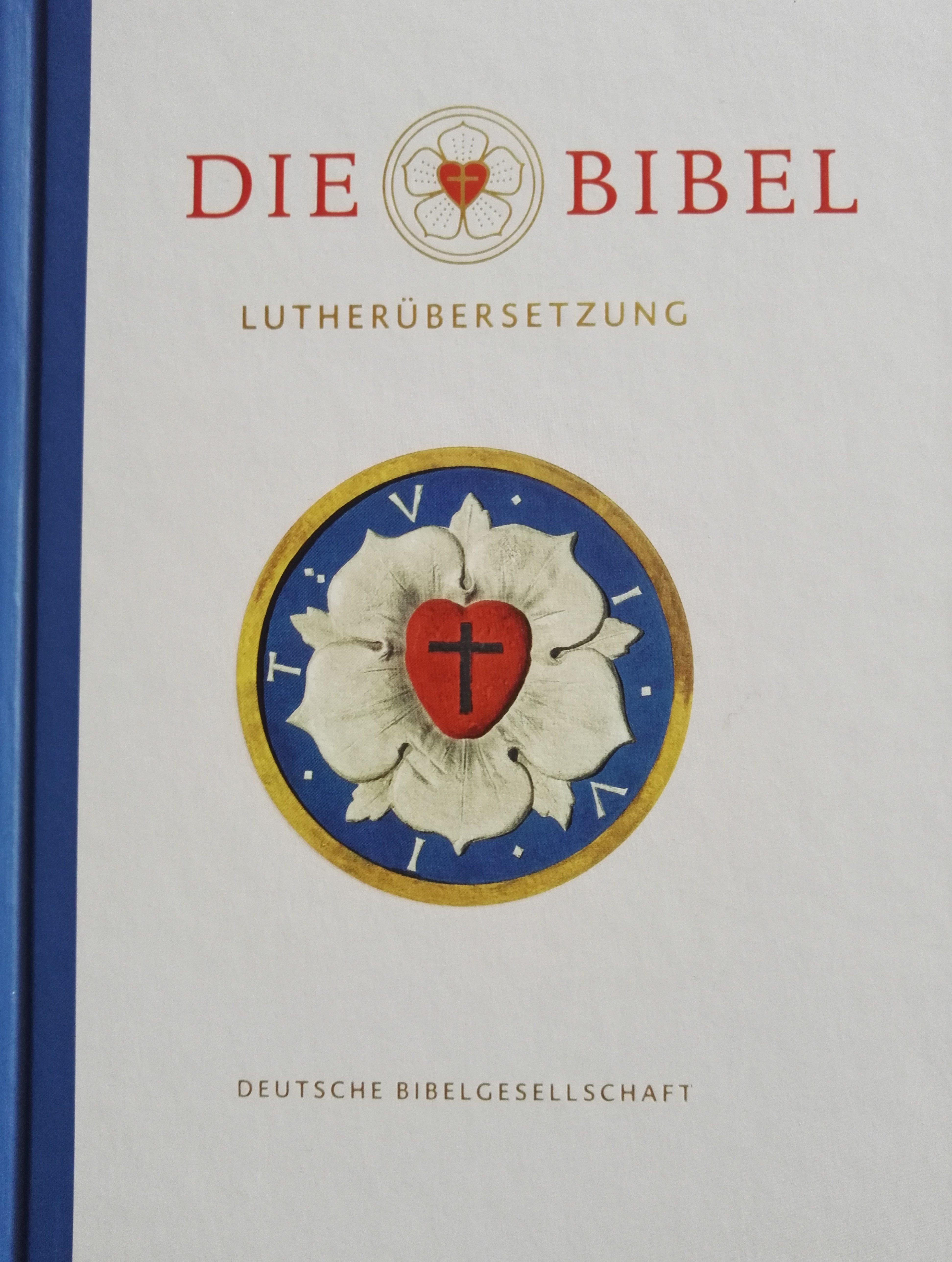 Wie riecht eine neue Bibel? | St. Katharinen